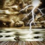 Storm — Stock Photo