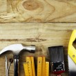 Tools — Stock Photo #31511627