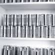 Tin cans — Stockfoto #32362159