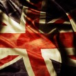 British flag — Stock Photo #33026549