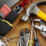 ferramentas — Foto Stock