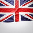 Union Jack flag — Stock fotografie