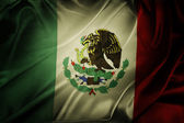Mexican flag — Stock Photo