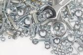 Strumenti in acciaio — Foto Stock