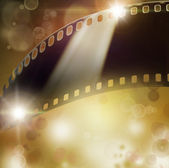 Film frame — Stock Photo