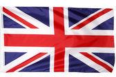 Vlajka spojeného království — Stock fotografie