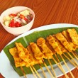 Satay Pork Fired — Stock Photo #32451315