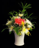 Flower Vase — Stock Photo