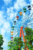 Giant Ferris Wheel — Stockfoto
