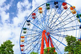 Giant Ferris Wheel — Foto de Stock