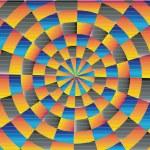 Vintage Blog Spiral — Stock Vector