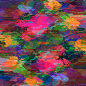 Boa Skin Mosaic — Stock Vector