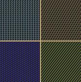 Fabric Pattern — Stock Vector
