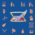 Cosmetics Concept — Stock Vector #32766775