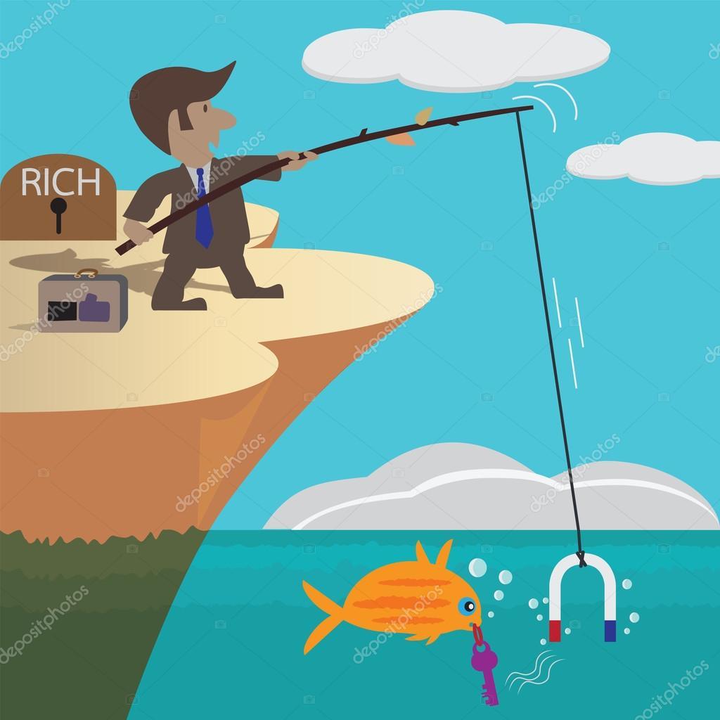 ловля рыбы как бизнес