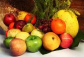 Mixed Fruit Still — Stock Photo