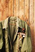 Kurtka polowa — Zdjęcie stockowe