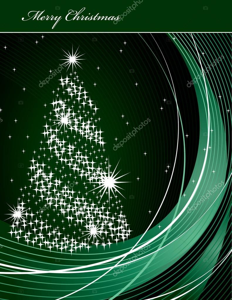 Christmas Background. — Vektorgrafik #12249597