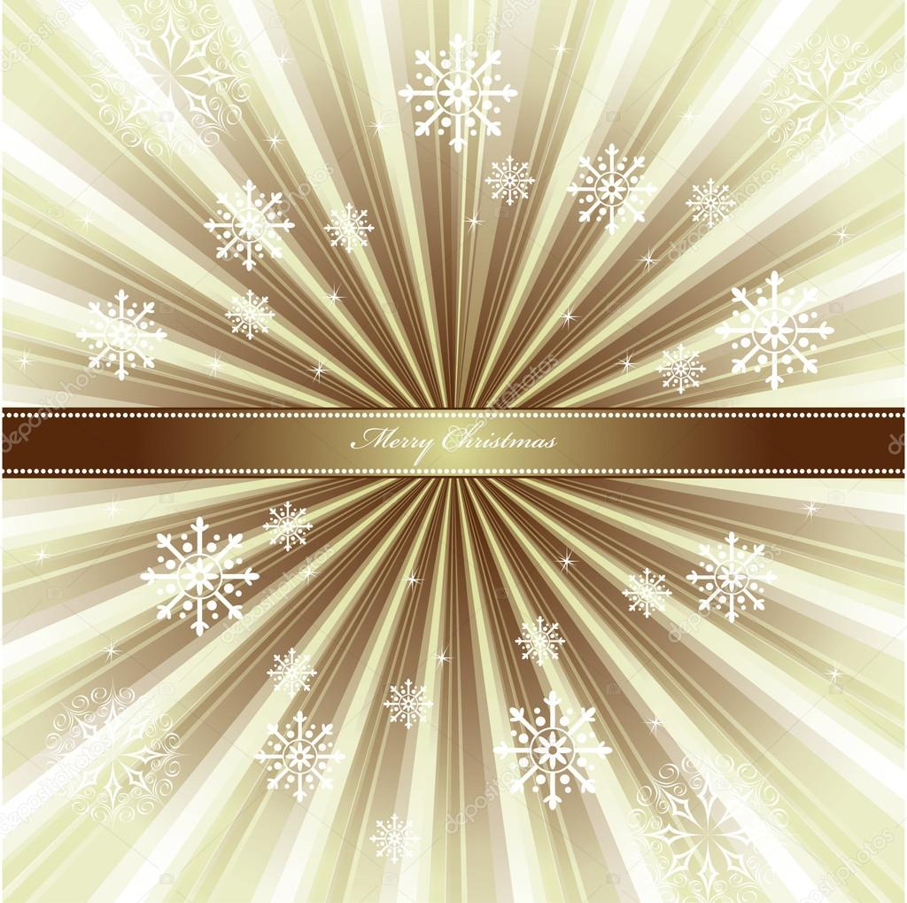 Christmas Background. — Stock Vector #12283109
