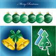 Christmas Background. Vector Illustration. Eps10. — Stock Vector