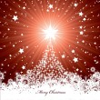 Christmas Background. Vector Illustration. Eps10. - Stock Vector