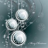 Jul bakgrund. vektor illustration. eps10. — Stockvektor