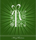 圣诞背景。矢量插图。eps10. — 图库矢量图片