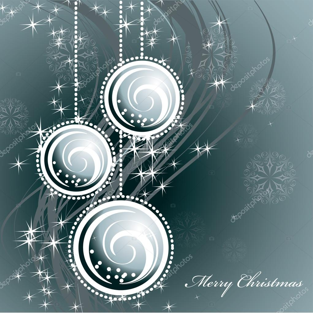 Christmas Background. Vector Illustration. Eps10.  Stock Vector #12305789