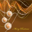 Christmas Background. Vector Illustration. Eps10. - 