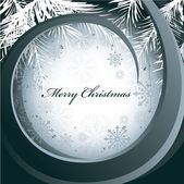 Weihnachten hintergrund. vektor-illustration. eps10. — Stockvektor