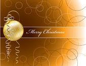 Christmas Background. Vector Illustration. Eps10. — Stock Vector