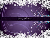 Christmas Background. Vector Illustration. Eps10. — Vector de stock