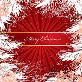 Vánoční pozadí. vektorové ilustrace. eps10. — Stock vektor