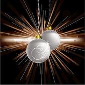 Christmas Background. Vector Illustration. Eps10. — Wektor stockowy