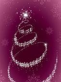 Noel arka plan. vektör çizim. eps10. — Stok Vektör