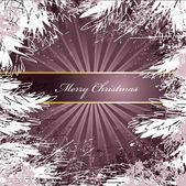 Kerstmis achtergrond. vectorillustratie. eps10. — Stockvector