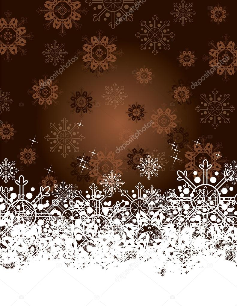Christmas Background. Vector Illustration. Eps10. — Stock Vector #13771569