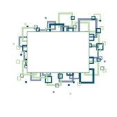 Abstrait bannière. illustration vectorielle. Eps10. — Vecteur