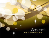 Vector Background. Abstract Illustration. — Stock Vector