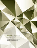 Vector Background. Abstract Illustration. Eps10. — Vettoriale Stock