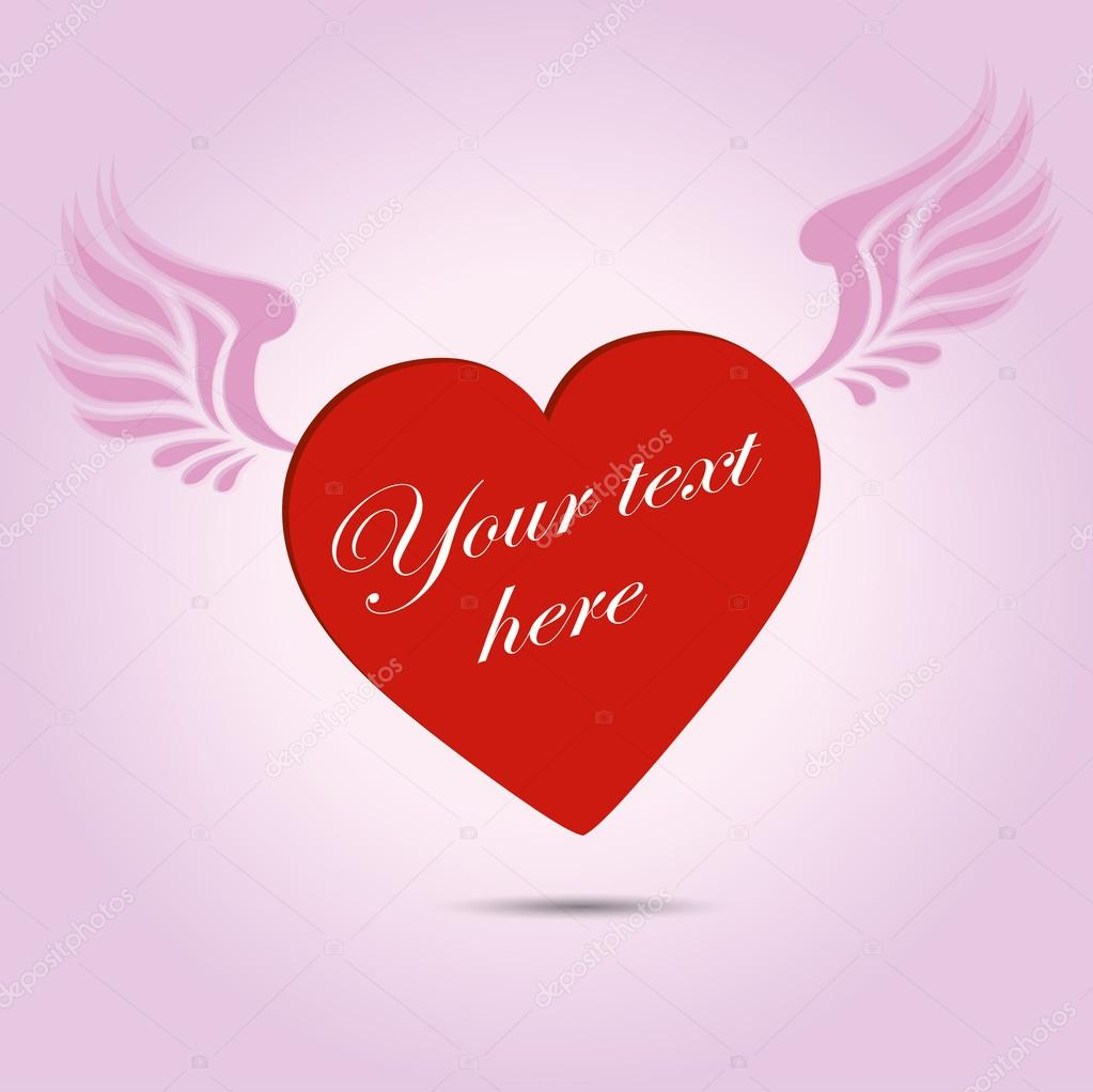 Valentine's day vector — Stock Vector #16929055
