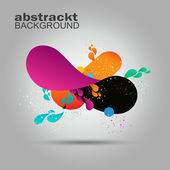Abstract Background Vector — Stock Vector
