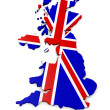 great britain&quot — Stock Photo