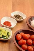 Ingredients — Stock Photo