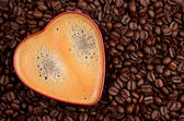 Liefdevolle koffie — Stockfoto