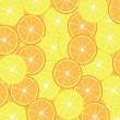Slices of lemon and orange — Stock Vector #15321915
