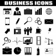 Royalty-Free Stock Vector Image: Business icons set