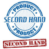 Second hand stamps — Stock Vector