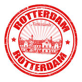 Rotterdam stamp — Stock Vector