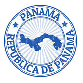 Panama stamp — Stock Vector